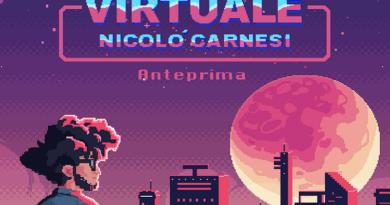 "Esce venerdì 26 febbraio ""Virtuale"" di Nicolò Carnesi"